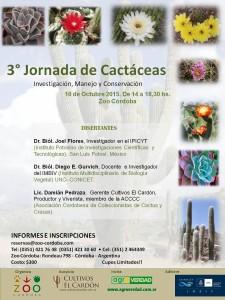 3 jornada Cactaceas