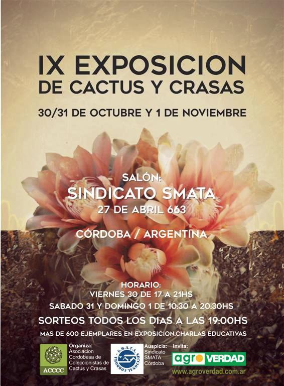 EXPO CACTUS 2015 )