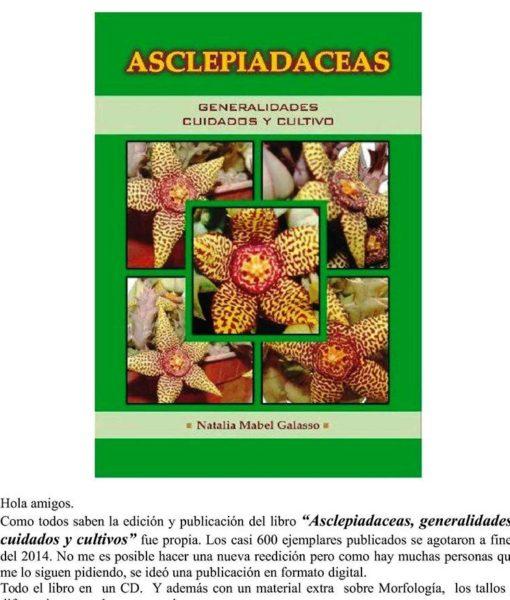 libro asclepias